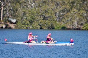 Girls Day Out Nelligen Kayak