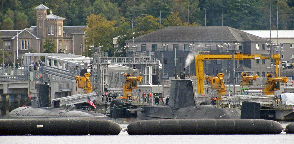 Joint Warrior JW 152 Clydeside