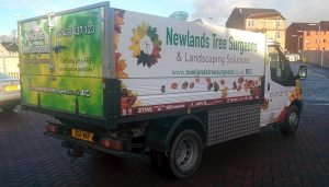 Newlands Tree Surgeons Transit