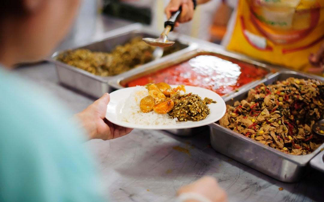 CMBG3 Sponsors Over 200 Thanksgiving Meals For Homeless