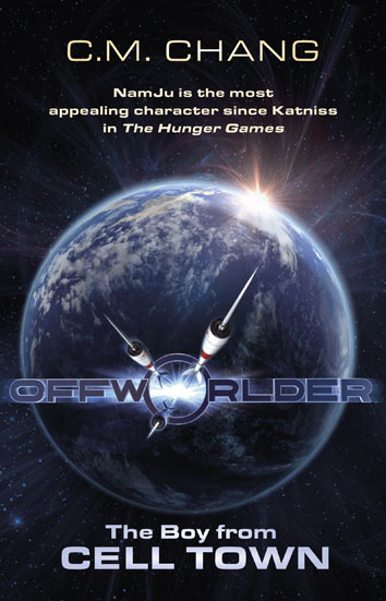 Offworlder: The Boy from Cell Town (YA/Sci-Fi & F)