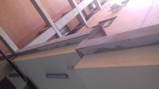 Enfoscado para refuerzo de la estructura en una Comunidad de Propietarios en Vicalvaro