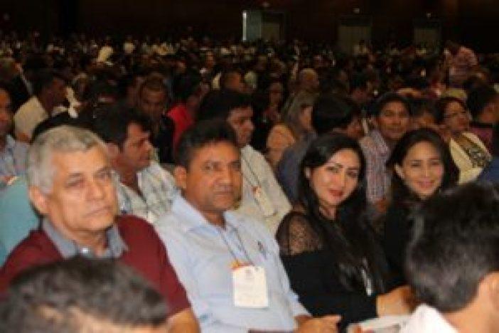 encontro-de-prefeitos de Oeiras do Pará Dinaldo Aires