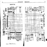 Diagrama honda vt1100c