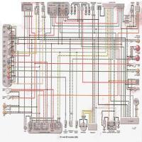 Zzr600 Wiring Diagram  AIO Wiring Diagrams
