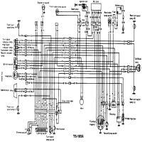 Diagrama suzuki ts 185a
