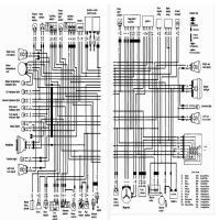 Diagrama suzuki vs800