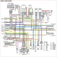 Diagrama yamaha tw200