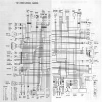 Diagrama yamaha xj550