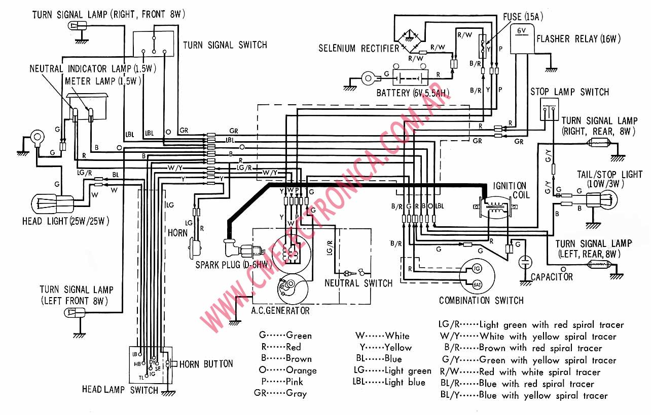 V22 Ac Power Schematics