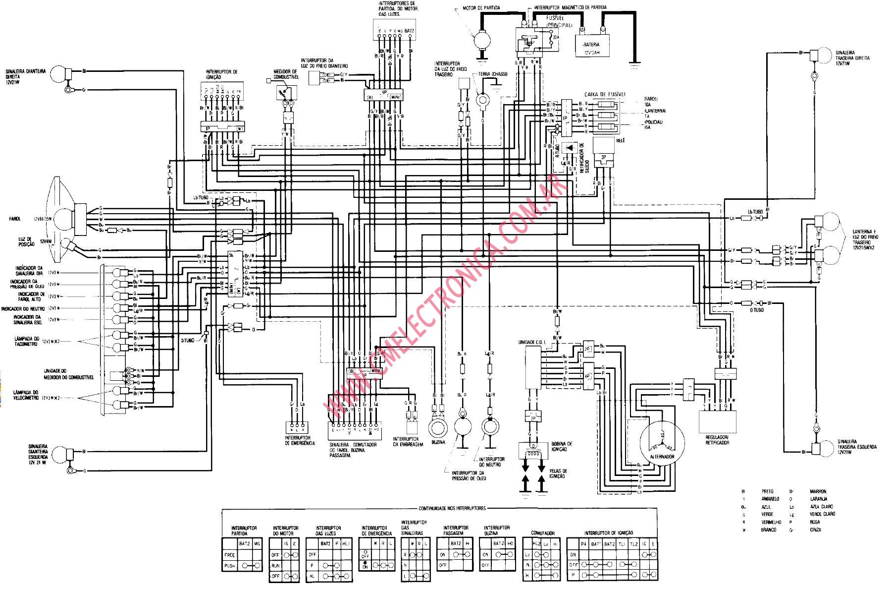 Wiring Diagram For Honda Civic