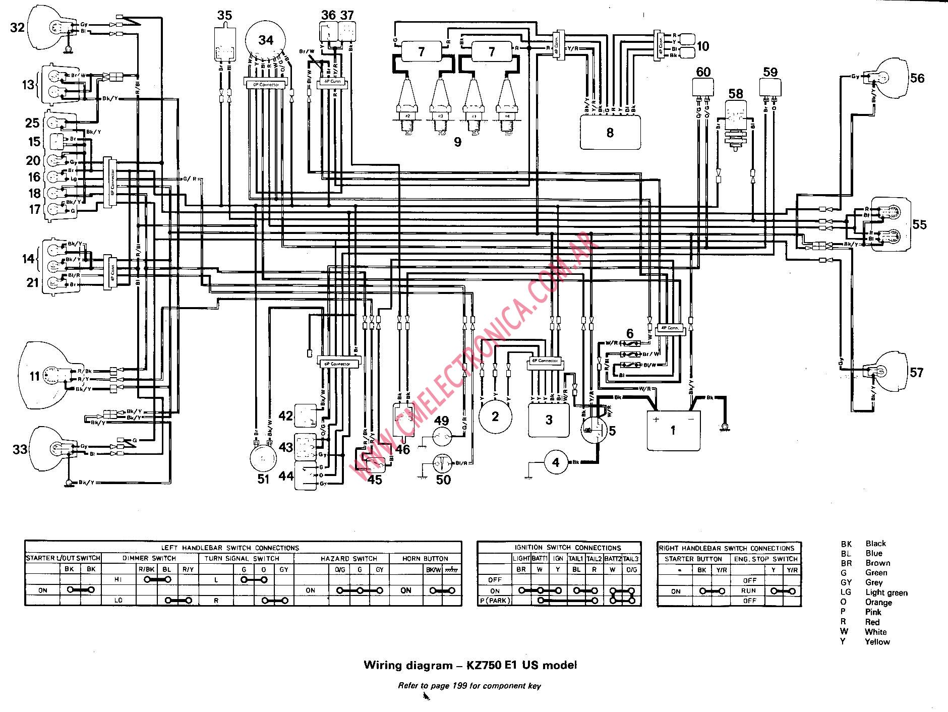 Arctic Cat 500 Wiring Diagram
