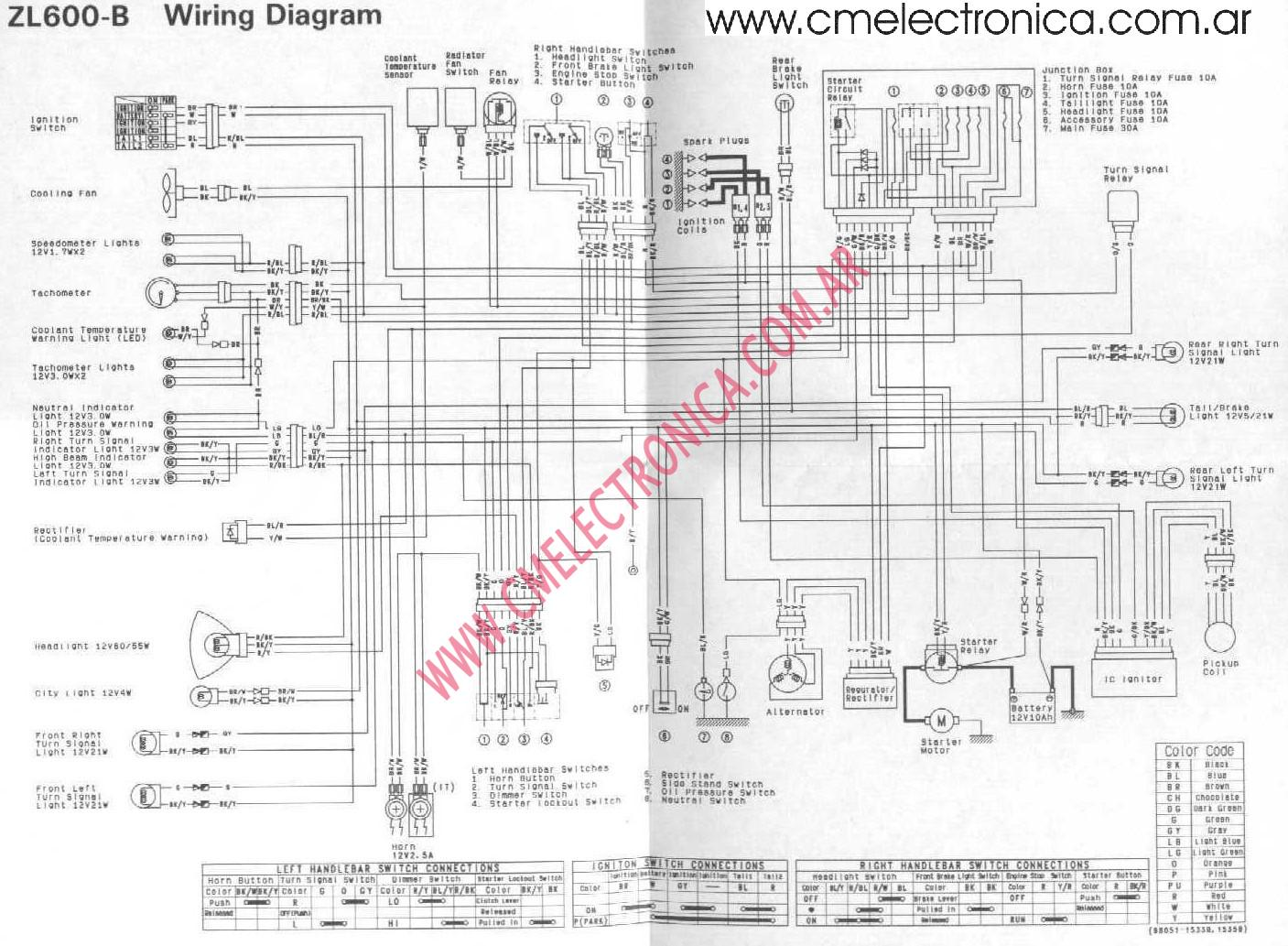 02 Grizzly Cdi Box Wiring Diagram