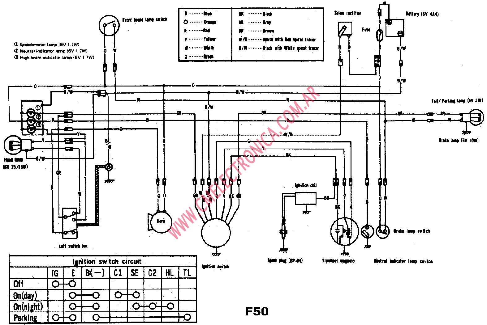 Suzuki 800 Intruder Wiring Diagram