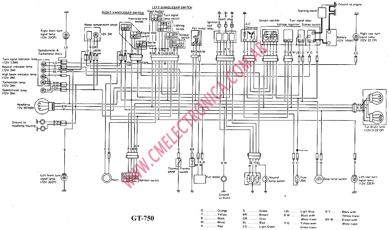 Suzuki Rv 90 Wiring Diagram