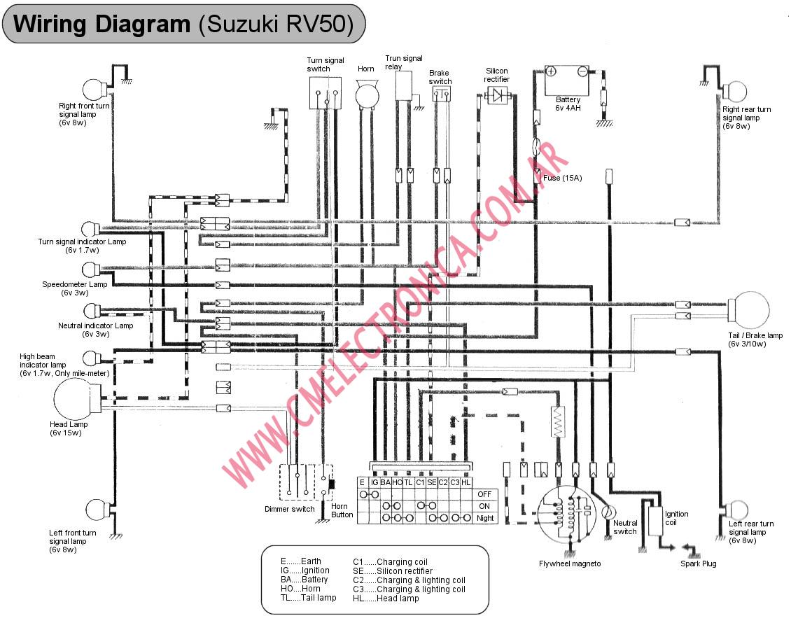2 Amp Wire Diagram