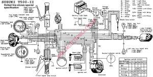 Diagrama suzuki t500 ii large