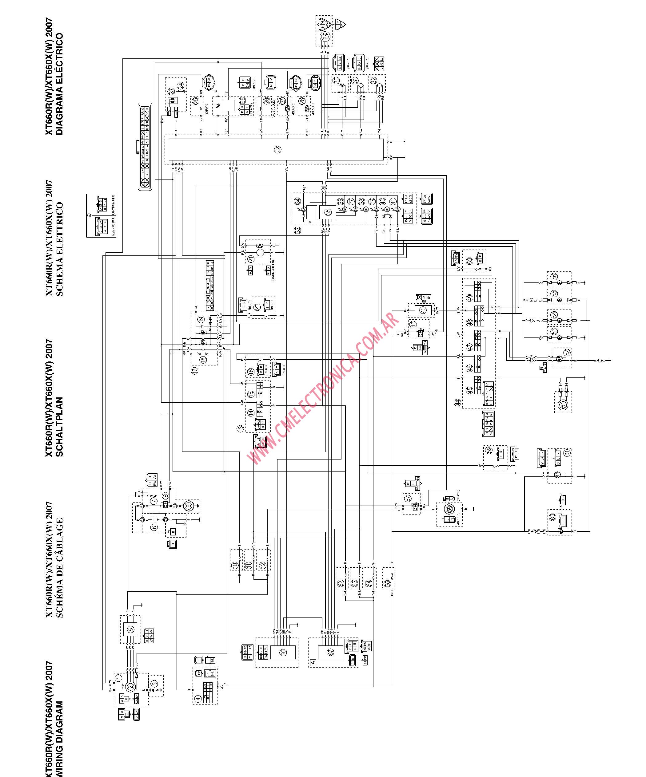 [DIAGRAM] 2001 Raptor 660 Wiring Diagram FULL Version HD