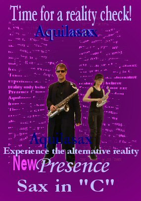Aquilasax Poster