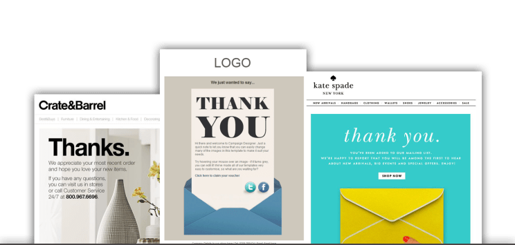 thank-you-emails-email marketing strategies