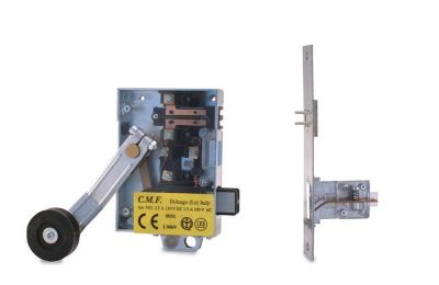 Kit for the substitution of the semiautomatic homologated DALLAGIOVANNA lock