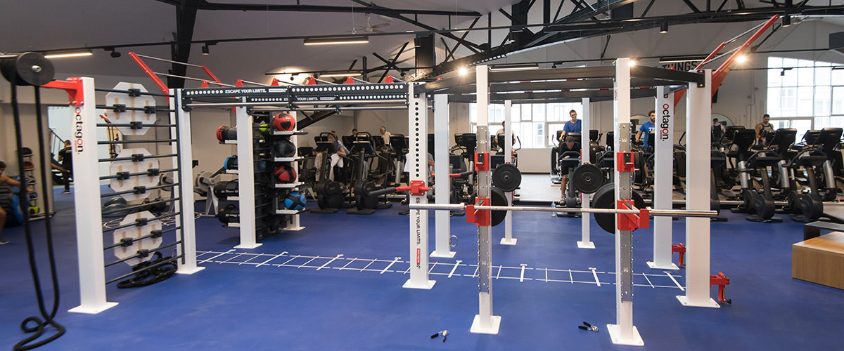 one grenelle paris 15 cmg sports club