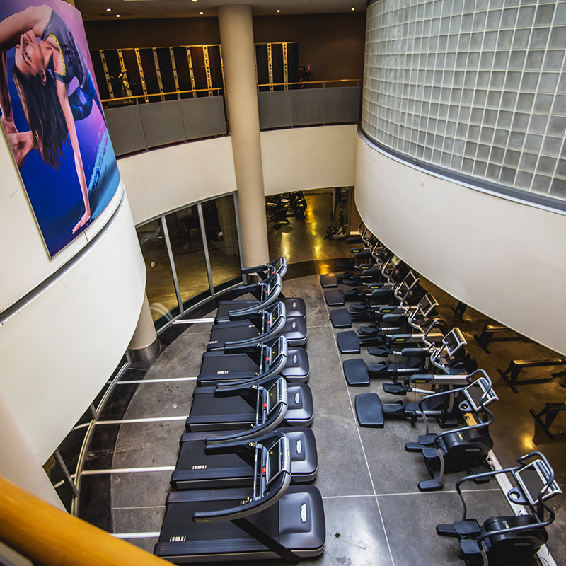 Salle De Sport Waou 224 Paris Cmg Sports Club