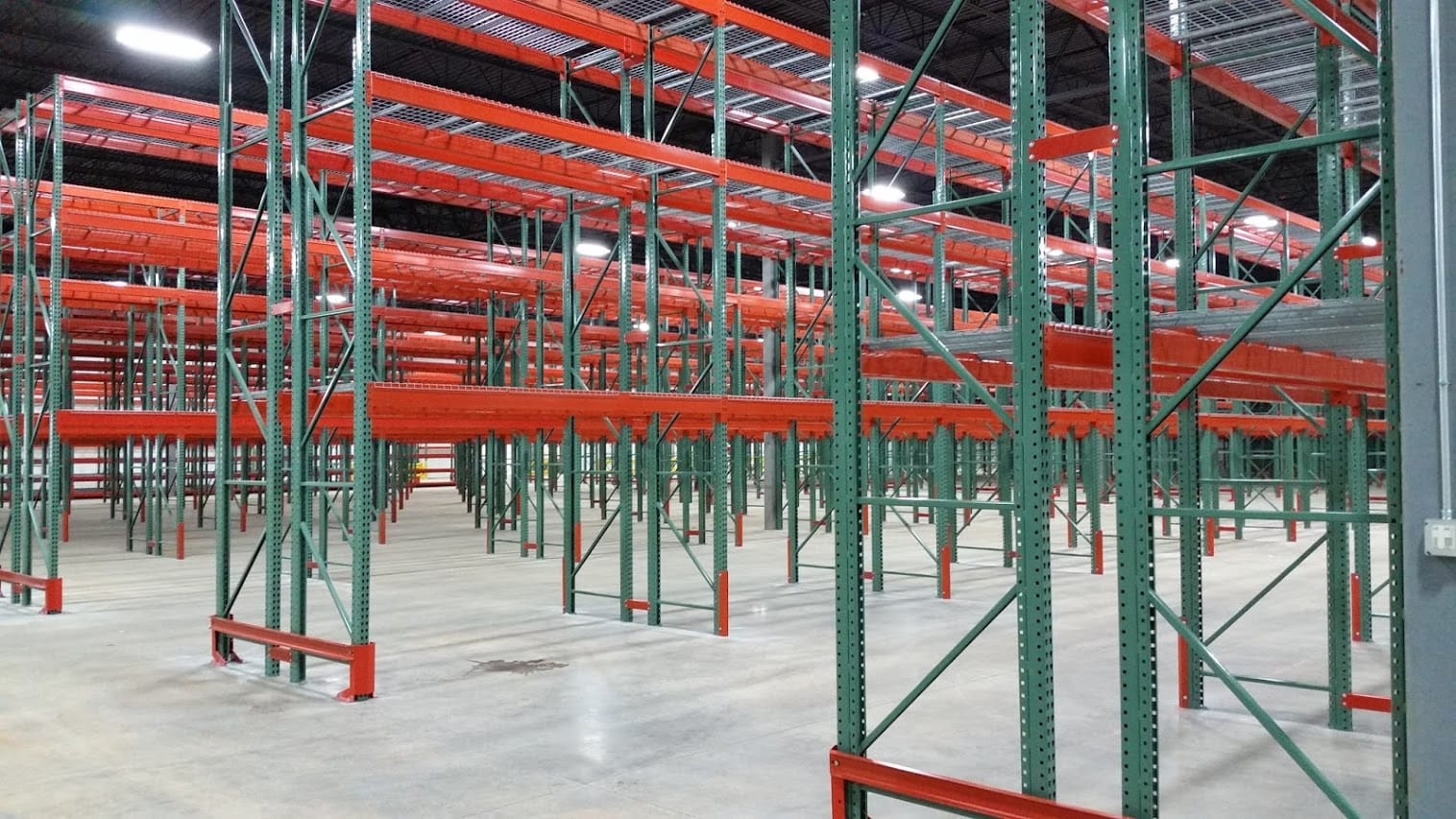 Pallet Racks Storage Solutions From Carolina Material Handling