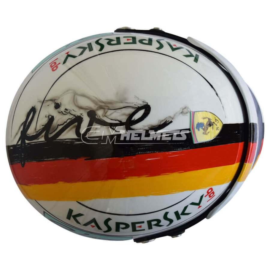 Sebastian-Vettel-2018-China- Shanghai-GP-F1- Replica-Helmet-Full-Size-be10