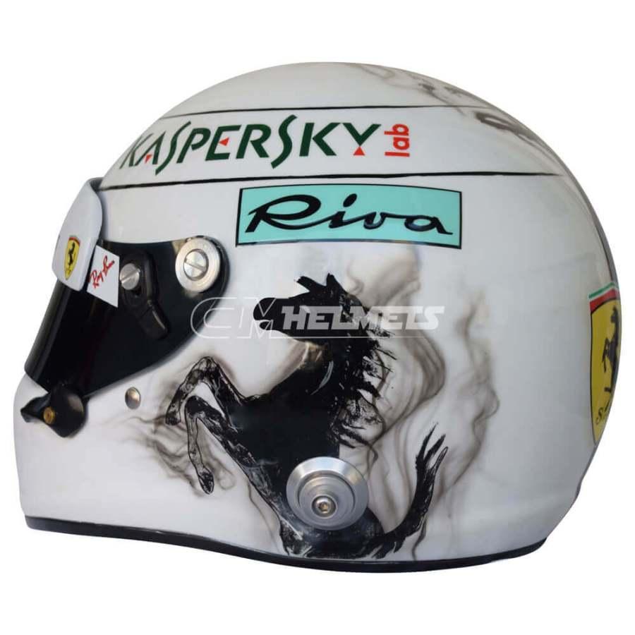 Sebastian-Vettel-2018-China- Shanghai-GP-F1- Replica-Helmet-Full-Size-be5