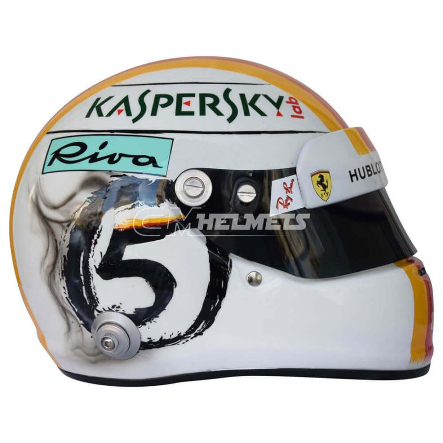 Sebastian-Vettel-2018-China- Shanghai-GP-F1- Replica-Helmet-Full-Size-be8