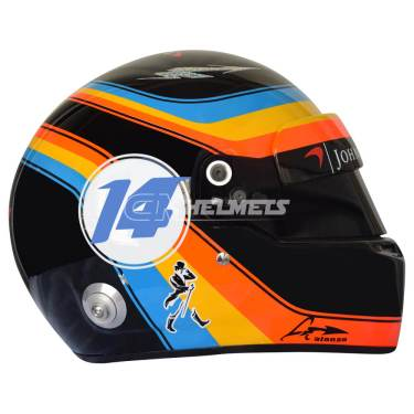 Fernando-Alonso-2017-USA-GP-F1-Replica- Helmet-Full Size-be7