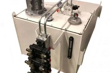 Centrale Oleodinamica produzione calcestruzzo