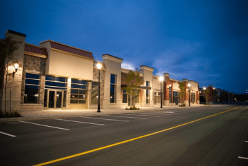 Why Only a Professional Should Get Your Parking Lot Lights Fixed or Retrofitted