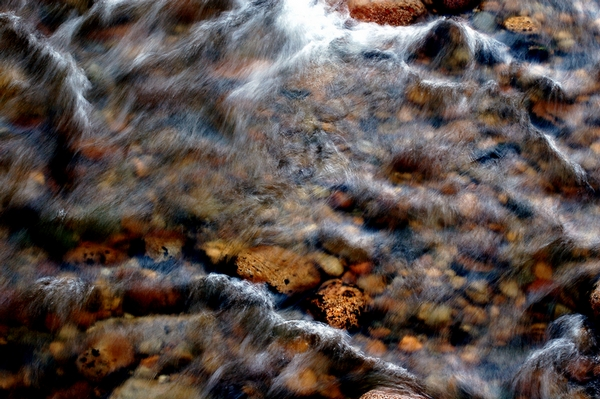 Listen to the River - Franconia Notch, New Hampshire
