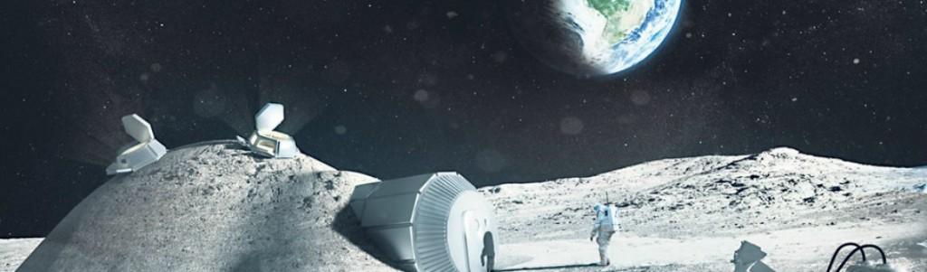 Village lunaire techniques de l'ingénieur - Marc Bristow
