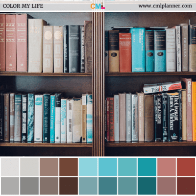 Knowledge - Color Inspiration from Color My Life