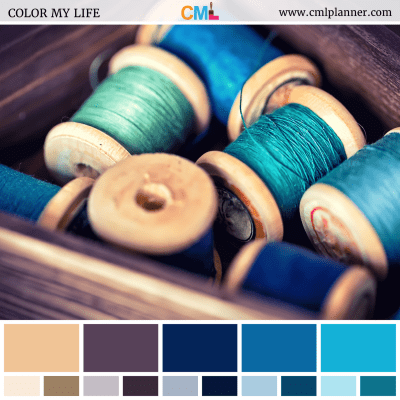 Color Palette #060418 - Color Inspiration from Color My Life