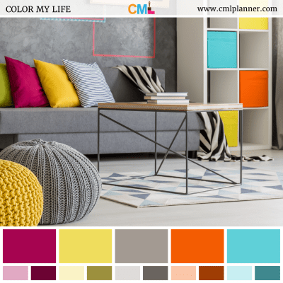 Color Palette #061318 - Color Inspiration from Color My Life