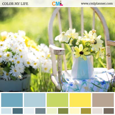 Color Palette #072418 - Color Inspiration from Color My Life