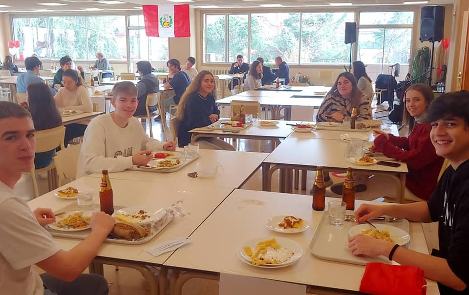 En el Colegio Mayor Mendel cuidamos tu alimentación