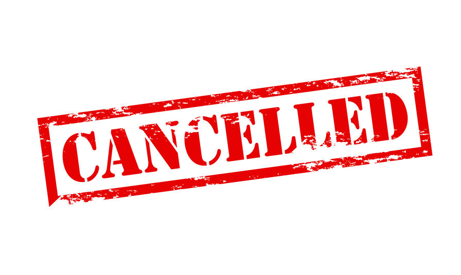 2020 AGM Cancellation