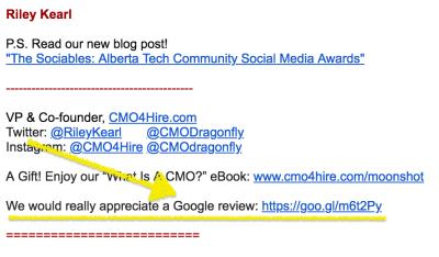 10 Steps To Easily Get More 5-Star Google Reviews - CMO4Hire