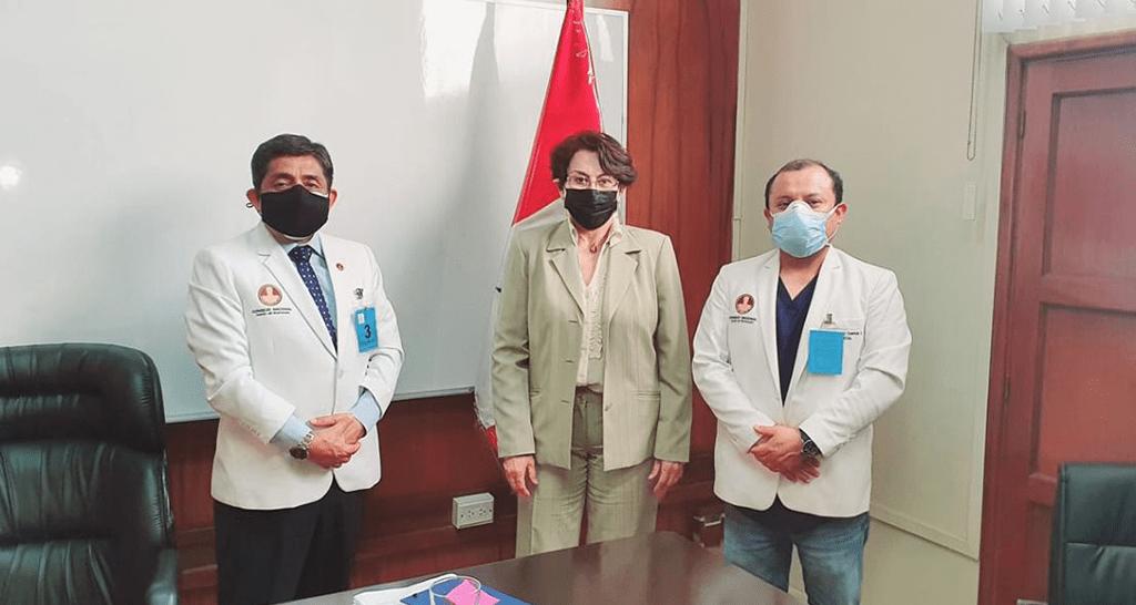 CMP SUSTENTA PROYECTO DE LEY SOBRE DESPENALIZACIÓN DEL ACTO MÉDICO EN EL CONGRESO