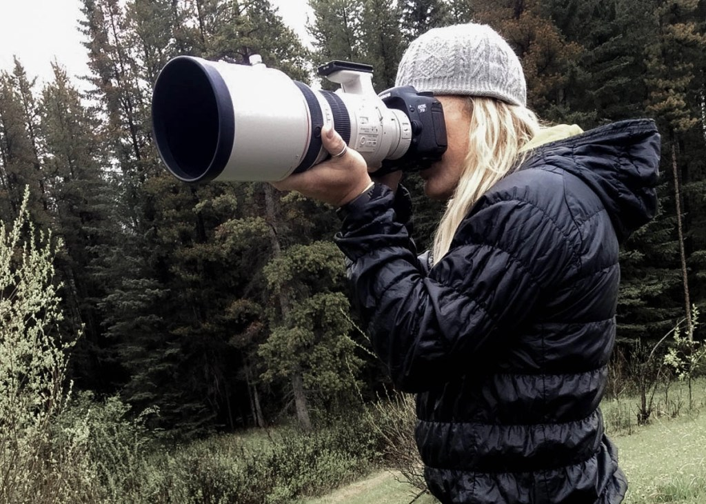 Andrea Keeler nature landscape photographer