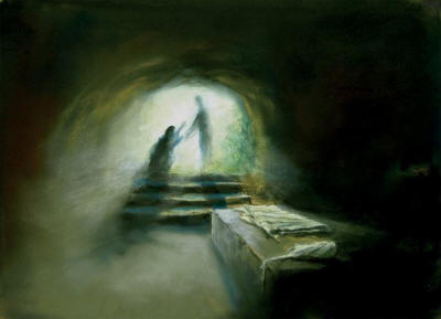 the physics of the resurrection