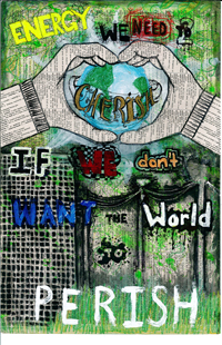 Energy Conservation Poster Contest Winners Awarded 1 000 Scholarships