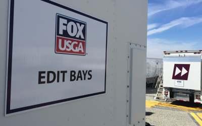 CMSI covers USGA Open for FOX