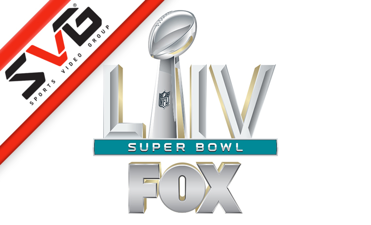 SBLIV on FOX Logo