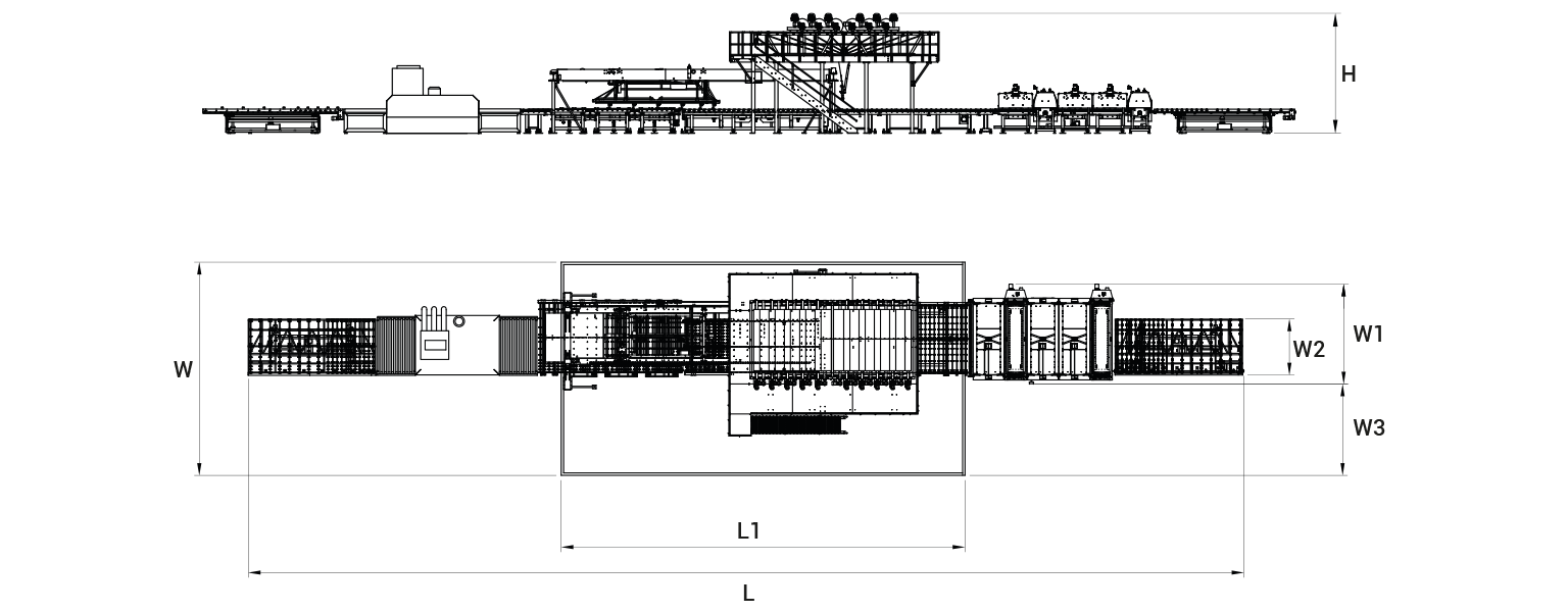 LGPL-laminated-glass-production-line-Layout